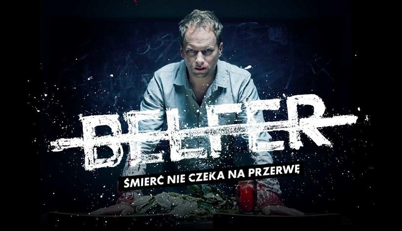 """2 października na antenie Canal+ zadebiutuje kryminalny serial 'Belfer"""" z Maciejem Stuhrem w tytułowej roli. Pojawił się właśnie nowy zwiastun produkcji."""