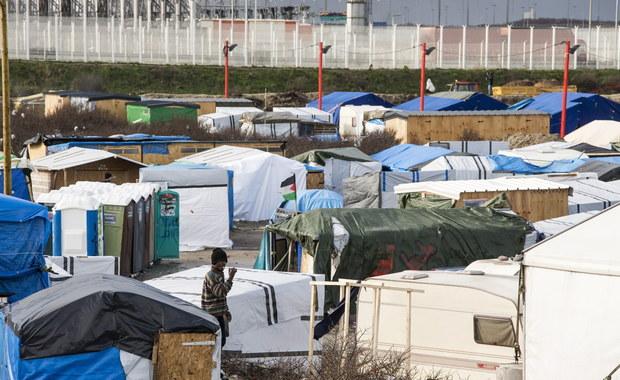 """Francuski rząd ogłosił nowy plan likwidacji wielkiego obozowiska imigrantów w Calais zwanego """"Nowa Dżunglą"""". Przysłane tam zostaną dodatkowe szturmowe jednostki policji."""