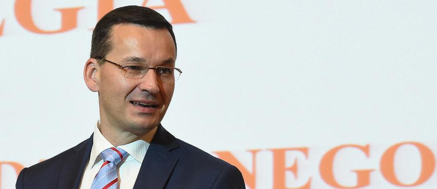 Dotychczasowy model rozwoju Polski oparty na niskich kosztach pracy jest drogą donikąd - ocenił wicepremier, minister rozwoju Mateusz Morawiecki. Jego zdaniem motorem rozwoju powinna być innowacyjność, która pozwoli przedsiębiorcom na uzyskanie większych zysków, a w konsekwencji na wzrost wynagrodzeń.