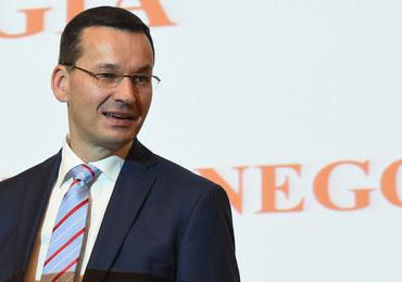 Morawiecki: Rozwój w oparciu o niskie płace to droga donikąd
