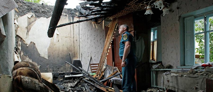 Prorosyjscy bojownicy na wschodniej Ukrainie łamią porozumienia o rozejmie, które miały obowiązywać od 1 września. Minionej doby ostrzelali oni pozycje ukraińskich sił rządowych 11 razy – podało centrum operacji antyterrorystycznej w Kijowie. Odnotowano osiem przypadków naruszenia ciszy na odcinku mariupolskim, dwa na ługańskim i jeden na odcinku donieckim.