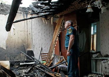 Prorosyjscy bojownicy łamią porozumienia o rozejmie. W ruch poszły granaty i karabiny maszynowe
