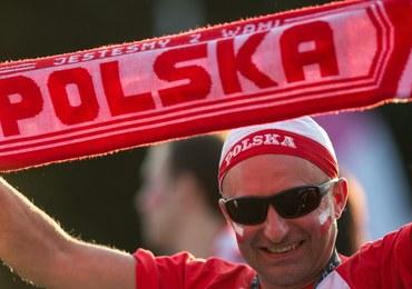 Eliminacje MŚ 2018: Polscy kibice w Astanie wspierają rodaków