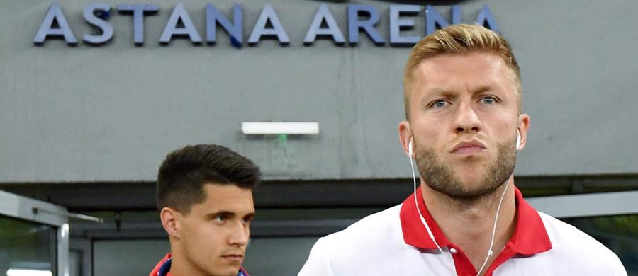 Jakub Błaszczykowski rozegrał w niedzielę 85. mecz w reprezentacji Polski i w klasyfikacji piłkarzy z największą liczbą spotkań w drużynie narodowej zajmuje siódme miejsce. Polska zremisowała w Astanie z Kazachstanem 2:2 w inauguracyjnym występie w eliminacjach mistrzostw świata.