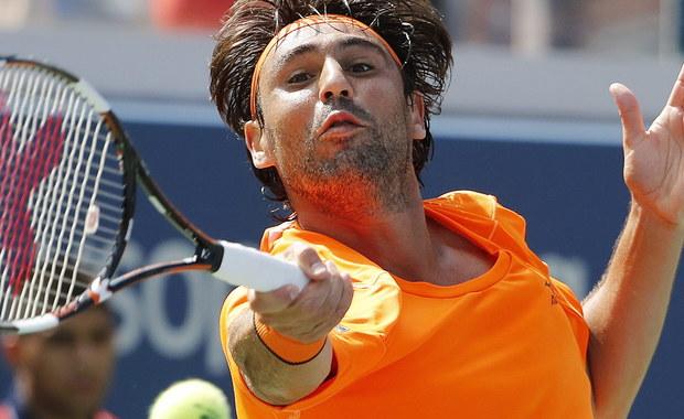 Cypryjski tenisista Marcos Baghdatis przegrał mecz 1/8 finału wielkoszlemowego US Open, ale po spotkaniu może mieć kłopoty z innego powodu. Wysłał bowiem SMS-a do żony... podczas niedzielnego pojedynku w Nowym Jorku.