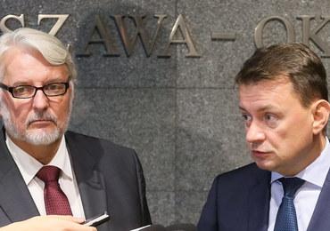 Polscy ministrowie polecieli do Wielkiej Brytanii. Chcą rozmawiać o bezpieczeństwie Polaków