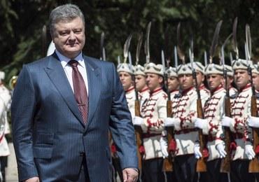 Poroszenko: Bezprawie nie może być reakcją na prorosyjskie media