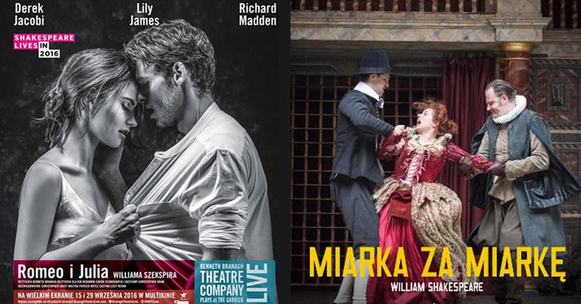 """Multikino i British Council zapraszają we wrześniu na retransmisje dwóch znakomitych sztuk Williama Szekspira. Widzowie będą mogli obejrzeć przedstawienia """"Romeo i Julia"""" oraz """"Miarka za miarkę""""."""