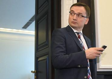 """PO i Nowoczesna chcą, by wygaszono mandat poselski Ziobry. """"Nie można być posłem i prokuratorem"""""""