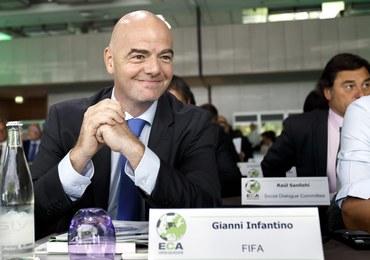 Prezydent FIFA chce mistrzostw świata z udziałem 40 drużyn