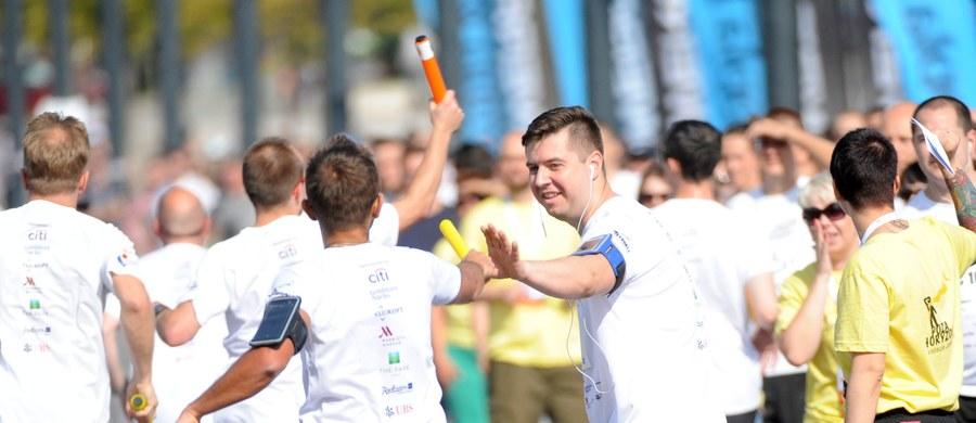 Ponad milion złotych zebrano podczas charytatywnego biegu Poland Business Run. Zostaną przekazane podopiecznym kilku fundacji, m.in. na zakup protez, pomoc psychologiczną i rehabilitację - poinformowali organizatorzy wydarzenia.