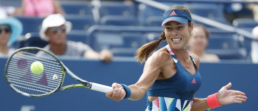 Była liderka światowego rankingu tenisistek Ana Ivanovic zakończyła przedwcześnie występy w tym sezonie. Przyczyną są przewlekłe kłopoty z nadgarstkiem.