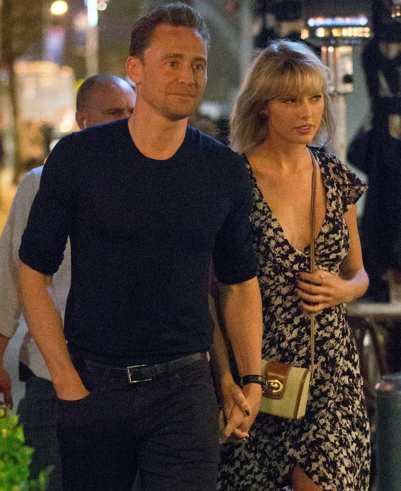 Raptem po trzech miesiącach zakończył się związek wokalistki Taylor Swift i aktora Toma Hiddlestona.