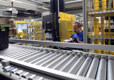 Amazon rozpoczął rekrutację. Jest praca dla 12 tysięcy Polaków