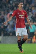 Zlatan Ibrahimović wita Claudia Bravo przed derbami Manchesteru
