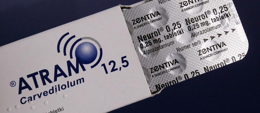 Są nowe zasady zwrotu opakowań leku kardiologicznego Atram, w którym mogą być tabletki psychotropowe Neurol, przepisywane w stanach lękowych. Producent, po interwencji Głównego Inspektora Farmaceutycznego, nie będzie już żądał paragonu ani nowej recepty, by wydać nowe opakowanie.