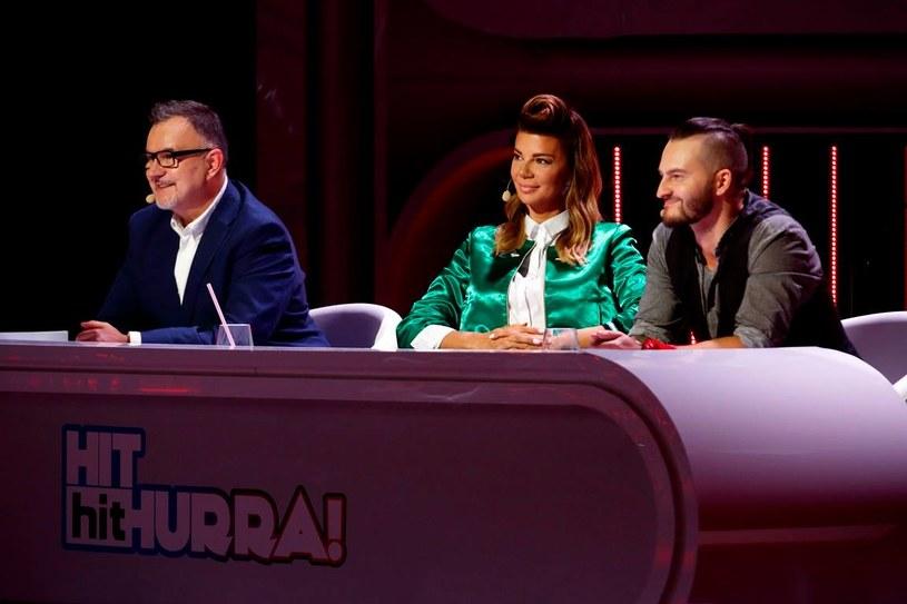 """W środę (7 września) premierę miał pierwszy odcinek nowego rozrywkowego programu TVP1 - """"Hit, Hit, Hurra!""""."""