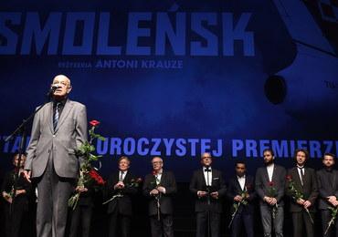 """""""Smoleńsk"""" - więcej niż film"""