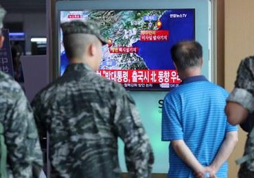 Korea Północna przeprowadziła piątą próbę atomową