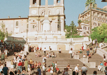 Schody Hiszpańskie w Rzymie zamknięte za przezroczystym ogrodzeniem? Jest taki pomysł