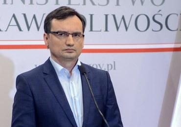 Ziobro: Są propozycje reformy wymiaru sądownictwa, ale problem jest TK