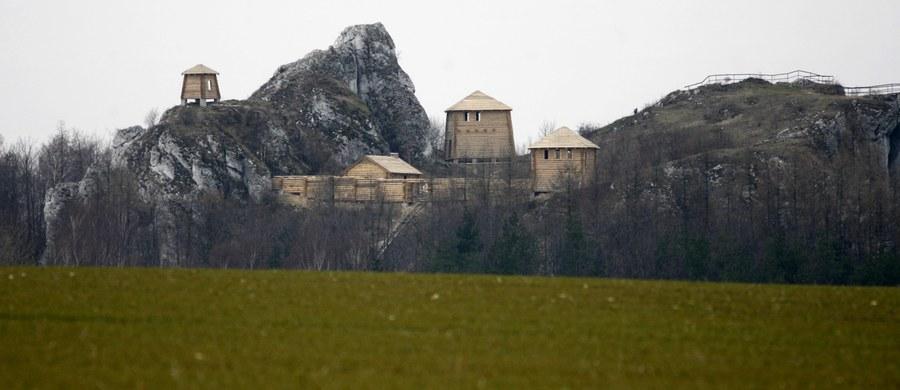 Śmiertelny wypadek na Jurze Krakowsko-Częstochowskiej. 64-letnia kobieta zginęła po upadku podczas wspinaczki skałkowej na Górze Birów w Podzamczu.