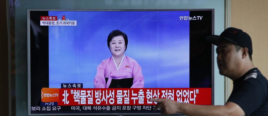 Korea Północna zażądała od Stanów Zjednoczonych uznania jej za mocarstwo nuklearne po dokonaniu piątej próby jądrowej. USA, Japonia i Korea Południowa pracują nad stanowczymi środkami wobec Pjongjangu.