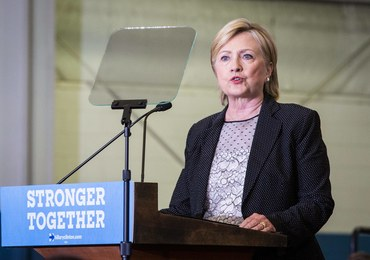 Clinton zasłabła w trakcie uroczystości upamiętniających atak na WTC
