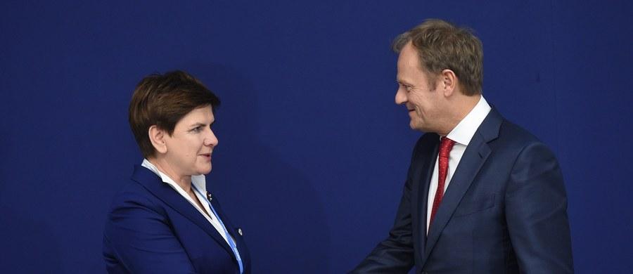"""We wtorek w Warszawie szef Rady Europejskiej Donald Tusk spotka się z premier Beatą Szydło. Rozmowa wpisze się w przygotowania do nieformalnego szczytu UE w Bratysławie. """"Powiem Tuskowi, że family photo ze szczytu nie wystarczy; UE potrzebuje reform"""" - zapowiedziała premier w wywiadzie dla PAP."""