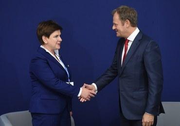 """We wtorek Donald Tusk spotka się z Beatą Szydło. """"Powiem, że zdjęcie ze szczytu nie wystarczy"""""""