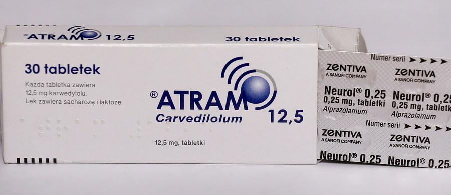 Prokuratura w Wałbrzychu prowadzi śledztwo w związku ze śmiercią pacjenta, który przyjmował lek Atram, wycofany z obiegu przez Głównego Inspektora Farmaceutycznego. Dziś przeprowadzono sekcję zwłok mężczyzny. Wyniki badań toksykologicznych będą znane za kilka tygodni.