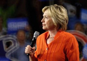 Hillary Clinton tłumaczy się z zasłabnięcia: Lekarka zaleciła mi odpoczynek, nie zastosowałam się