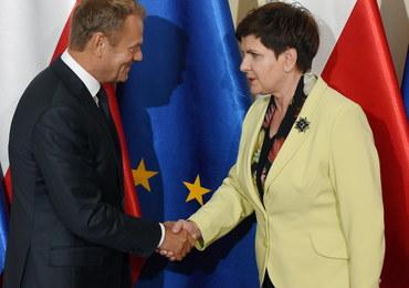 Tusk: Najważniejsze, by Polska nie dołączyła do tych, którzy europejskim statkiem chcą zachwiać