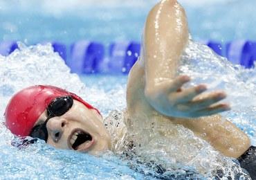 Paraolimpiada - srebro pingpongisty Chojnowskiego, brąz pływaczki Jabłońskiej
