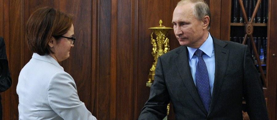 Pranie pieniędzy było głównym powodem zamknięcia w ostatnich latach dużej liczby rosyjskich banków - powiedziała prezes banku centralnego Rosji Elwira Nabiullina. Jej zdaniem nastąpił postęp w walce z powiązaniami sektora bankowego z przestępczością.