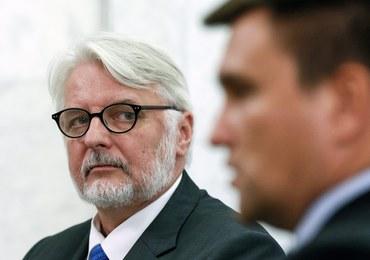 Szef MSZ Ukrainy: Polska dołączy do środowych rozmów o Donbasie
