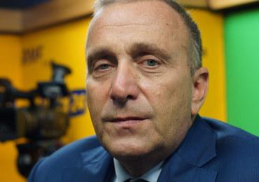 Grzegorz Schetyna: Sprawa Julii Pitery będzie w przyszłym tygodniu zakończona