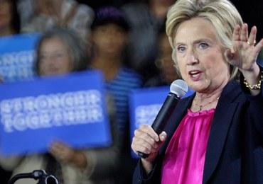 Lekarka o stanie Hillary Clinton: Zdrowieje, jest w stanie pełnić obowiązki prezydenta