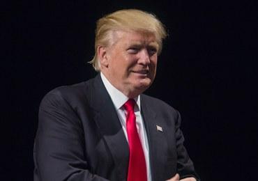 Przerwano Trumpowi przemówienie w afroamerykańskim kościele. Bo krytykował Clinton