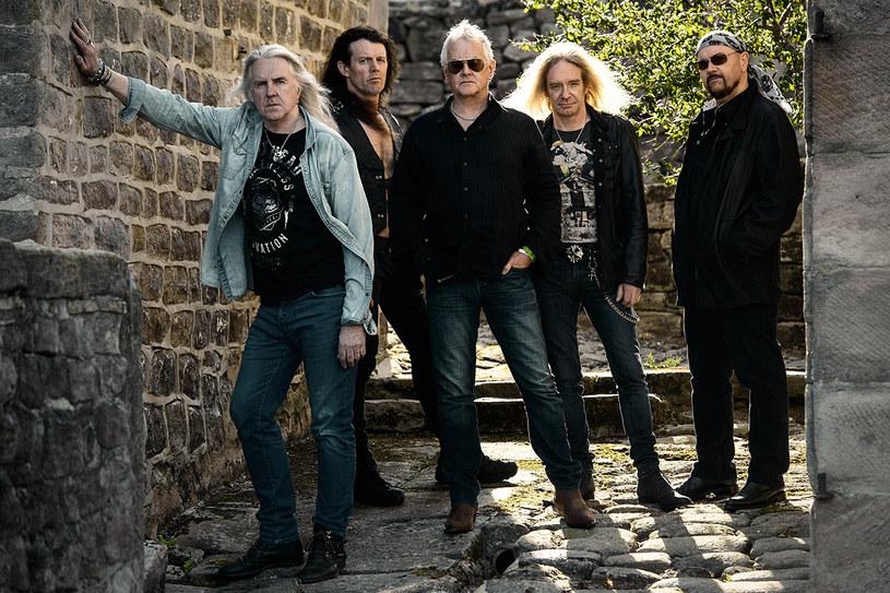 Grupa Saxon, żywa legenda brytyjskiego heavy metalu, zabrała się za prace nad nowy albumem.