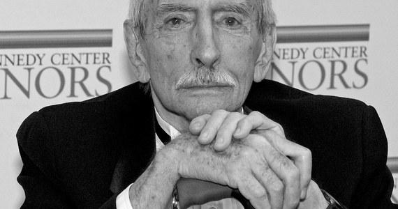 """Nie żyje Edward Albee, dramaturg oraz trzykrotny laureat nagrody Pulitzera - poinformował jego asystent Jackob Holder. Ceniony twórca, autor dramatu """"Kto się boi Wirginii Woolf?"""" miał 88 lat."""