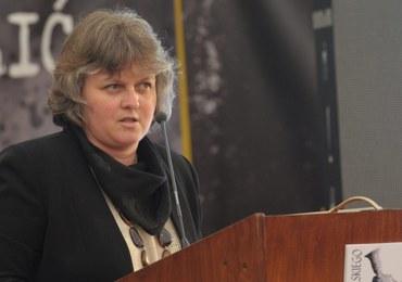Prezes Federacji Rodzin Katyńskich oburzona słowami brytyjskiego eksperta podkomisji smoleńskiej