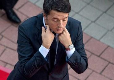 """Premier Włoch: Problem migracji grozi """"eksplozją"""""""