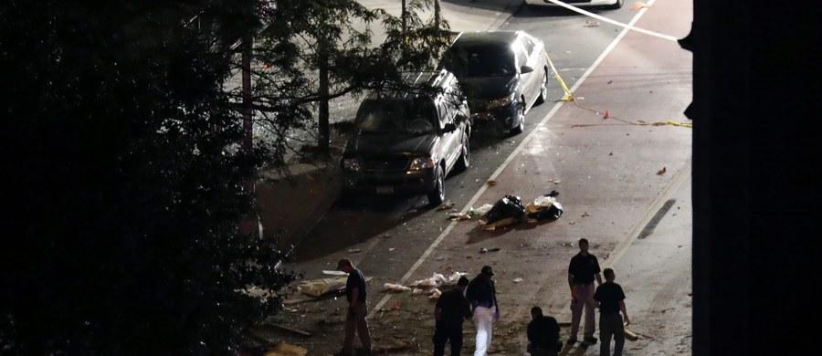 """""""To było jak grzmot. Wybuch był naprawdę głośny"""" - relacjonuje mieszkanka Nowego Jorku - okolicy, gdzie doszło do wybuchu. Rannych zostało 29 osób."""
