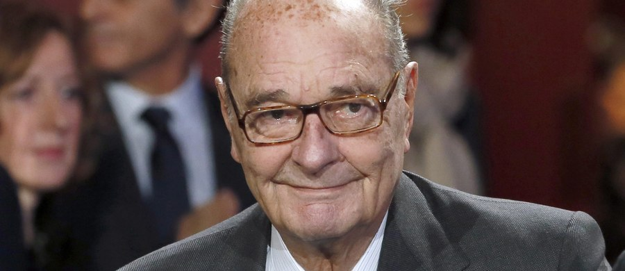 Były prezydent Francji Jacques Chirac został przewieziony z Maroka do Paryża, gdzie trafił do szpitala; były francuski przywódca boryka się z infekcją płuc - podała agencja AFP, powołując się na zięcia Chiraca.