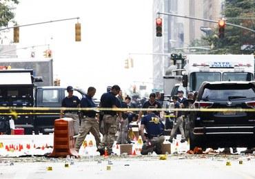 FBI zaprzecza doniesieniom o aresztowaniach po wybuchu w Nowym Jorku