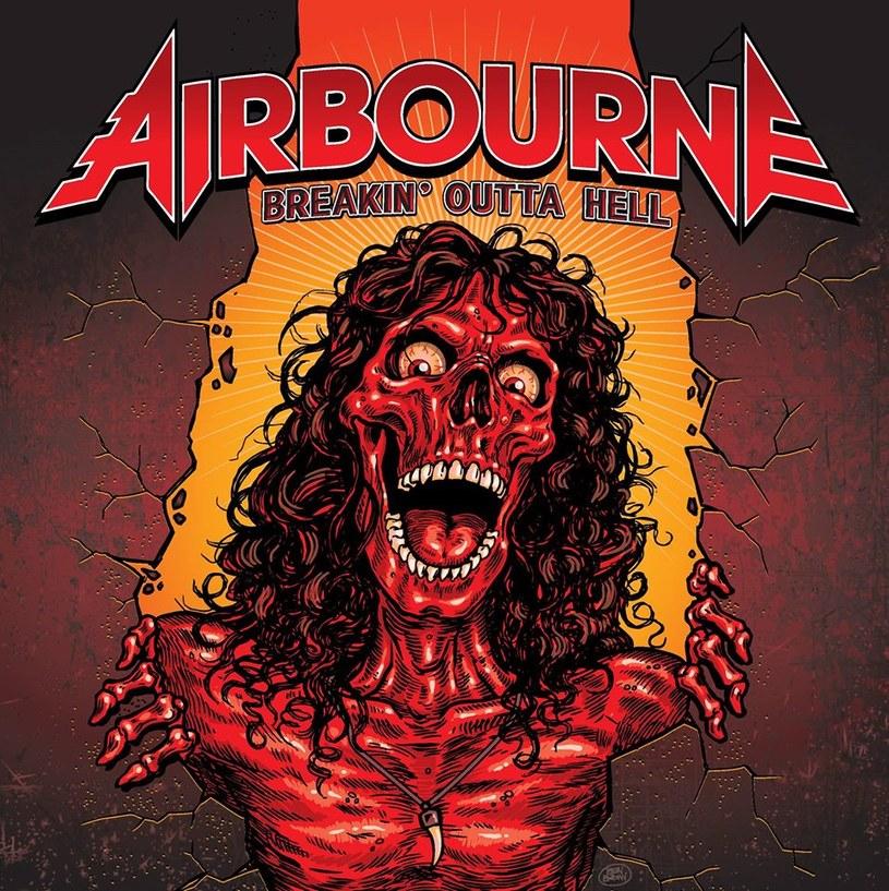 """W piątek 23 września do sklepów trafi nowy album hardrockowej ekipy Airbourne. Rodacy i spadkobiercy AC/DC do promocji """"Breakin' Outta Hell"""" przygotowali teledysk """"Rivalry""""."""