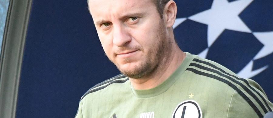 ed84d97f3 Aleksandar Vuković oficjalnie został tymczasowym trenerem Legii Warszawa.  Serb podpisał należne dokumenty i zastąpił zwolnionego