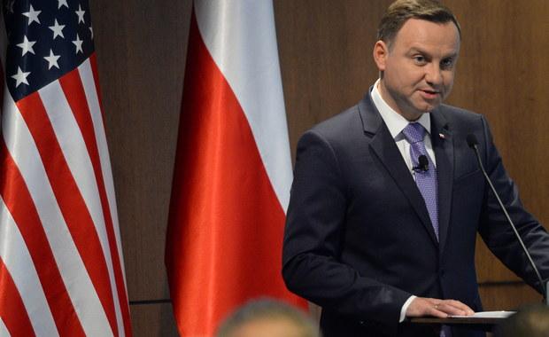Prezydent Andrzej Duda liczy na to, że innowacje staną się ważnym filarem współpracy gospodarczej między Polską a Stanami Zjednoczonymi. Mówił o tym w Nowym Jorku podczas spotkania z przedstawicielami amerykańskiego biznesu.