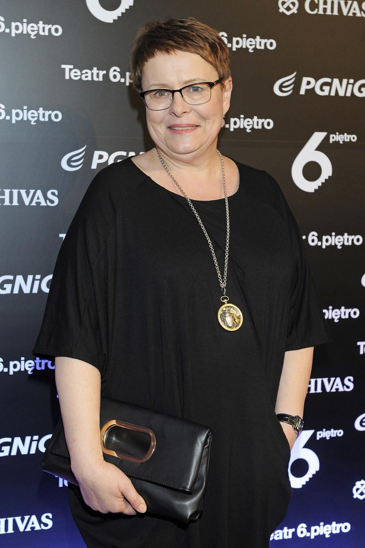 """Od pierwszego etapu produkcji """"Barw szczęścia"""" miała decydujący głos we wszystkich kwestiach. Ilona Łepkowska wymyśliła ideę serialu, tytuł i dobrała obsadę."""